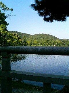 Etang d'Ozawa - Daikakuji