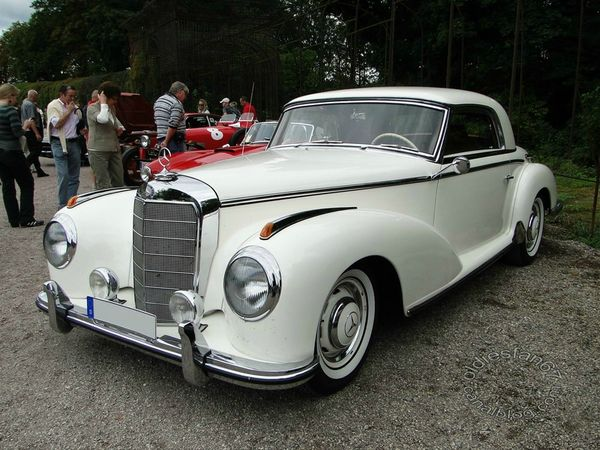 mercedes benz 300 s coupe w188 1951 1958 3