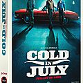 Cold in july : un singulier et intrigant thriller eighties..