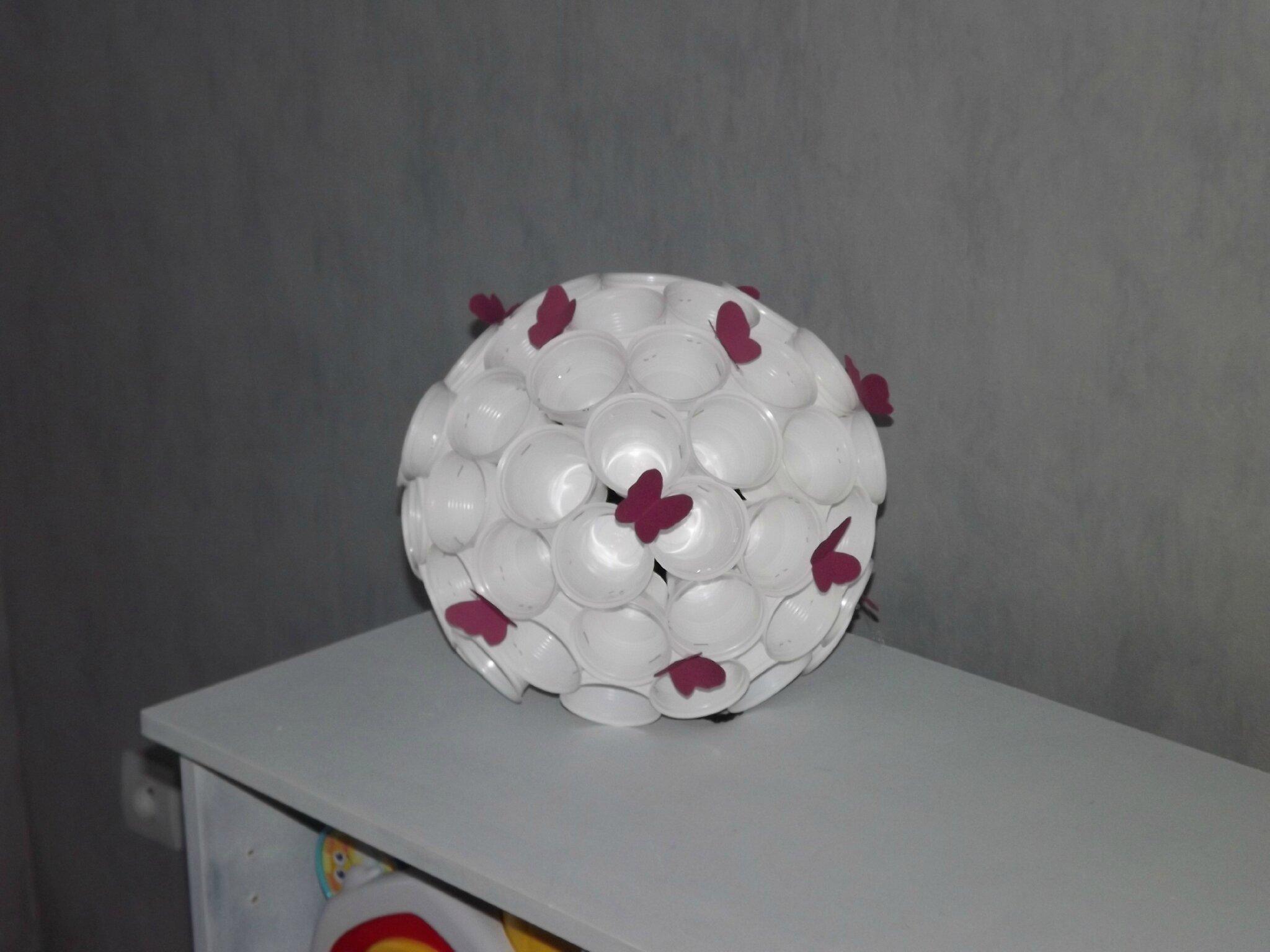 Berühmt mon coup de coeur une lampe gobelets originale et simple à  TN46
