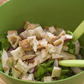 Salade Poule Mouille