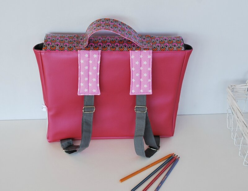 cartable fille rose-003