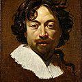 Autoportrait vers 1626-1627 (Musée des beaux-arts de Lyon)