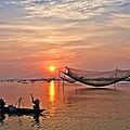 Le vietnam en août