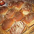 Petits pains .....