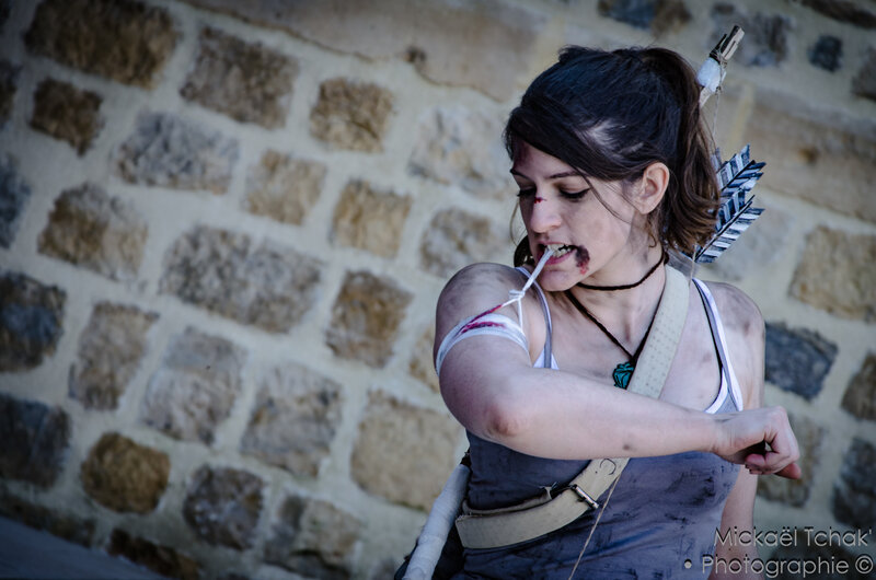Carolo Game Show 2017 - Cosplay - Lara Croft-13