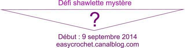 shawlette mystère
