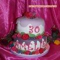 Le gâteau aux roses (avec recettes)