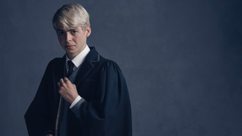 Harry Potter and the Cursed Child_Anthony Boyle as Scorpius Malfoy