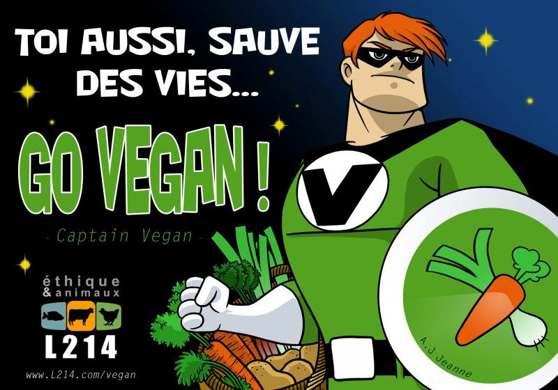 captain vegan