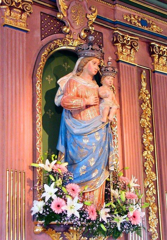 Ch24 - L'autel de Notre Dame du Bon Voyage 2