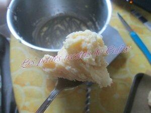 Chouquettes de purée et fromage21