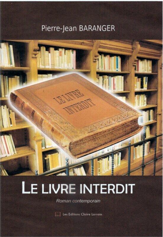 Couverture le livre interdit