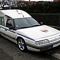 Citroën xm ambulance