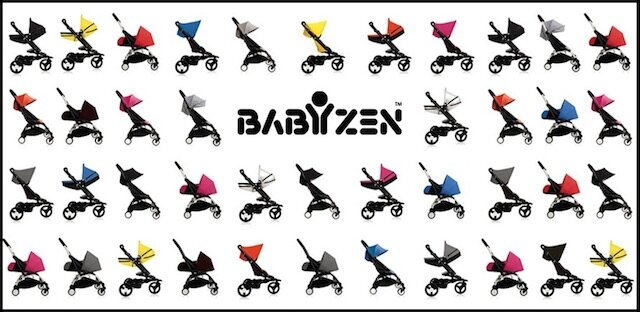 air france babyzen poussette yoyo 1