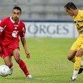 A.C.A 0-1 Toulon