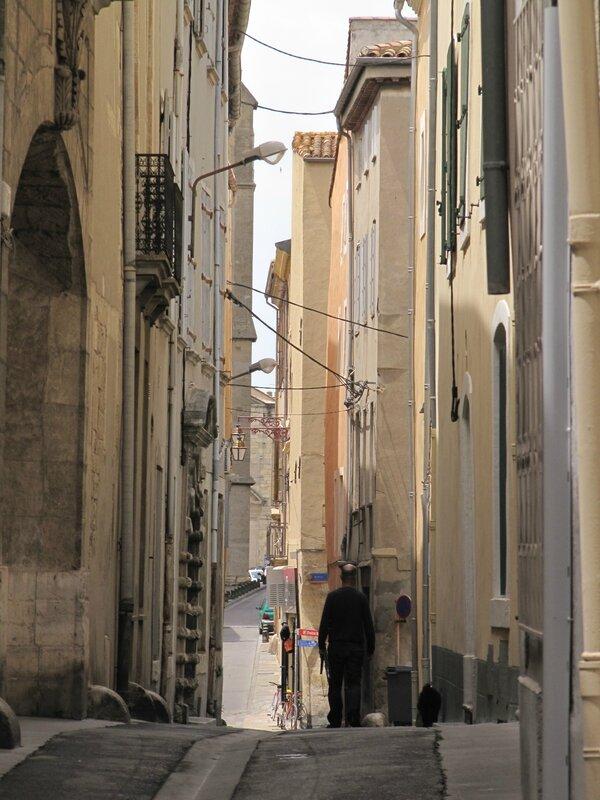 Les rues de Narbonne
