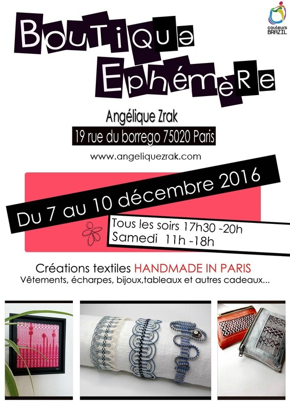 boutique ephemere paris 2016