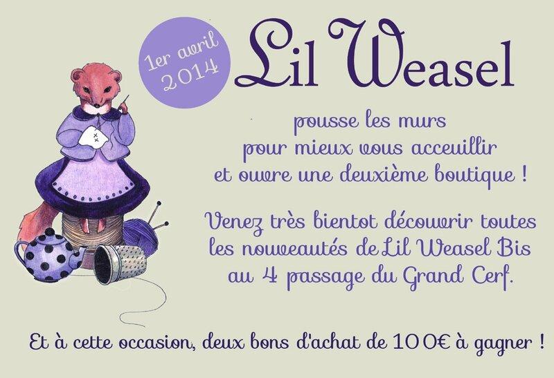 flyer_ouverture_lil_weasel_bis