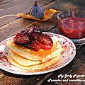Pancakes, smoothie ...