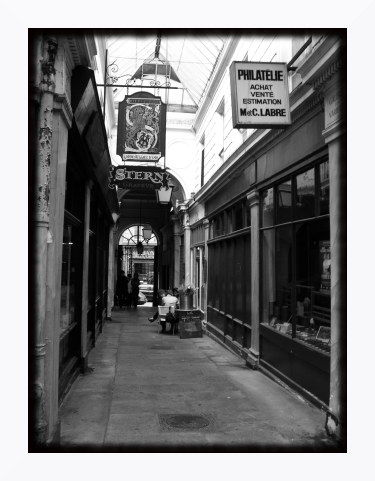 Paris passage ...
