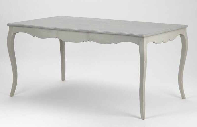 table grise taupe