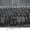 13e compagnie du 149e Régiment d'Infanterie.