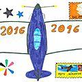 Bonne année 2016!...