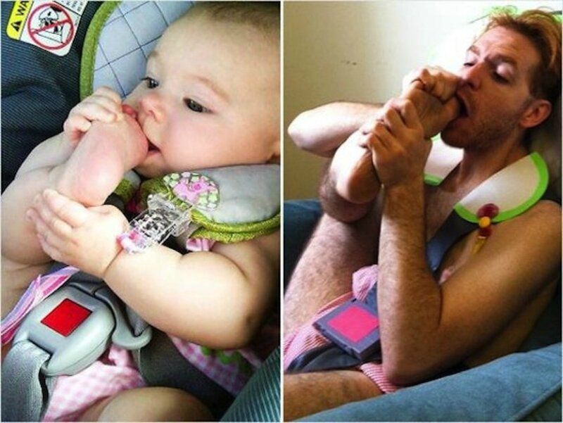 Awesome-Recreated-Childhood-and-Family-Photograph-38