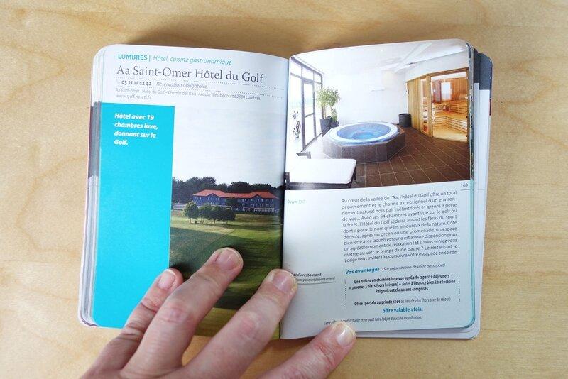 Aa St Omer hôtel du golf Passeport Gourmand 2015 NPdC-Picardie LE MIAM MIAM BLOG