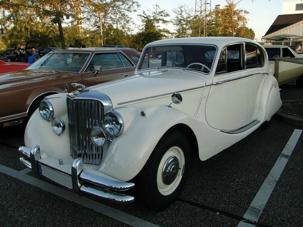 jaguar mark V 1948 1951 3