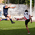 14-15, Juniors x ASPTT, 4 octobre 14