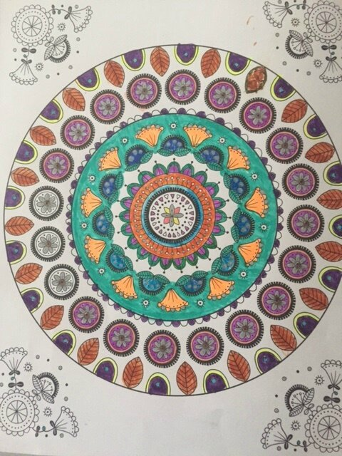 coloriages mandalas 37