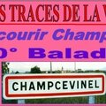 10° balade a champcevinel