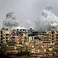 La syrie demande à l'onu de condamner les «crimes barbares» de la coalition