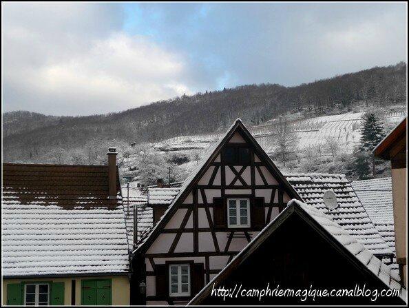 neige janvier 2016