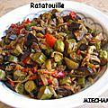 Ratatouille nicoise