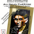 THEATRE: Conférence sur Kafka - Cie l'Escapade