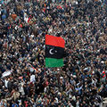 Qadhafi gave a false impression about prosperity in libya