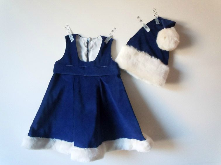 Robe noël Juliette1-5