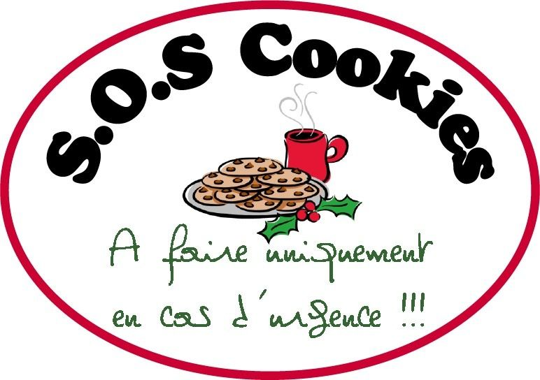 Beliebt S.O.S Cookies, ma version… - Autour de ma table RN52