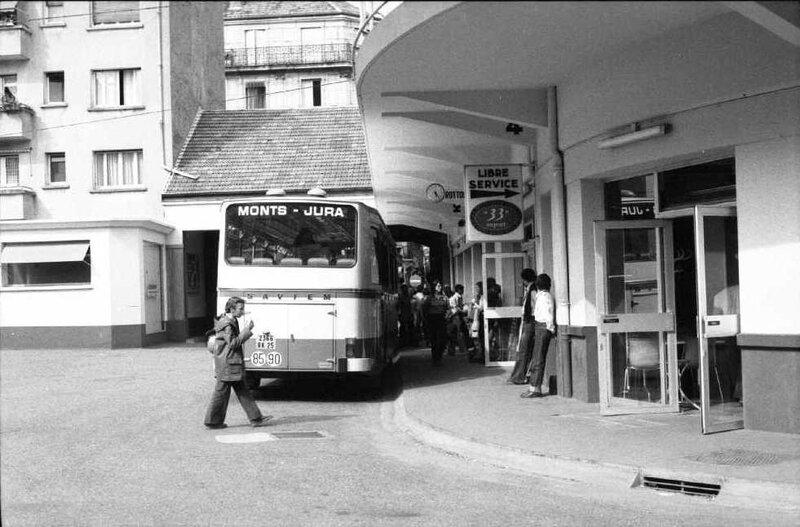 monts jura car 2 1978 B