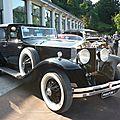 ROLLS ROYCE Phantom I Brewster Sedanca 1931 Baden Baden (1)