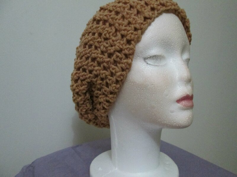 snood - Bonnet en feriye (1)