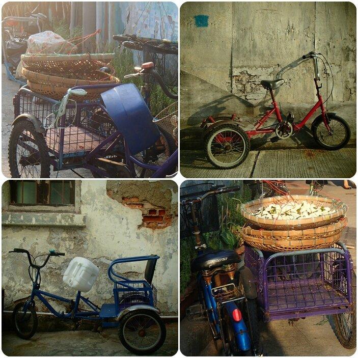 Tai o vélo