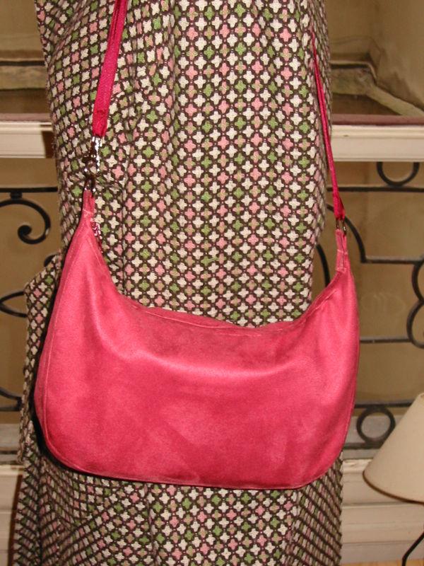 sac à main rose2