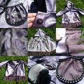 Manteau de petite fée pour citroswap