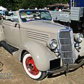 Ford model 48 convertible cabriolet-1935