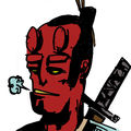 Petit fan art hellboy
