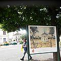 Auvers-sur-Oise - Mairie - tableau VVG